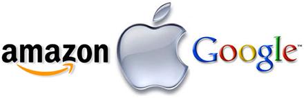 Amazon beat apple and google
