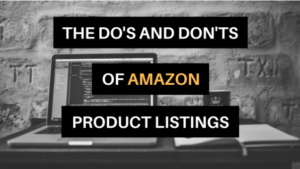 Do and Don't of Amazon