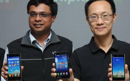Flipkart Xiaomi Tie-up