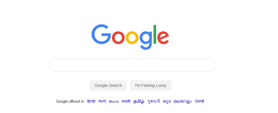 Google I am Feeling Lucky