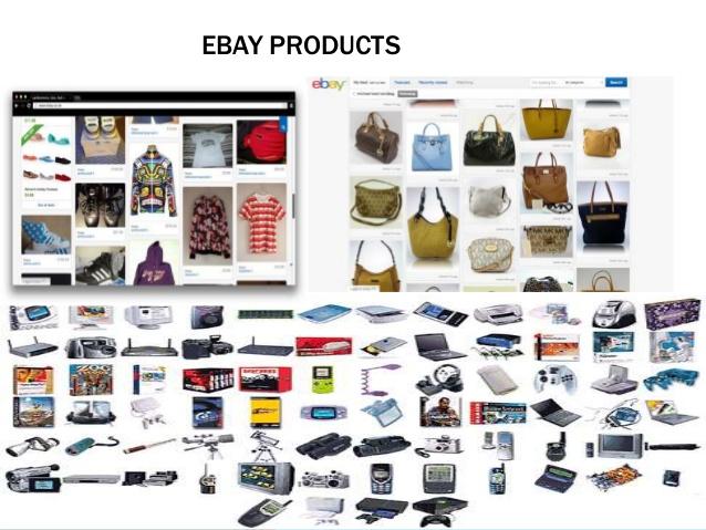 Items sold on eBay