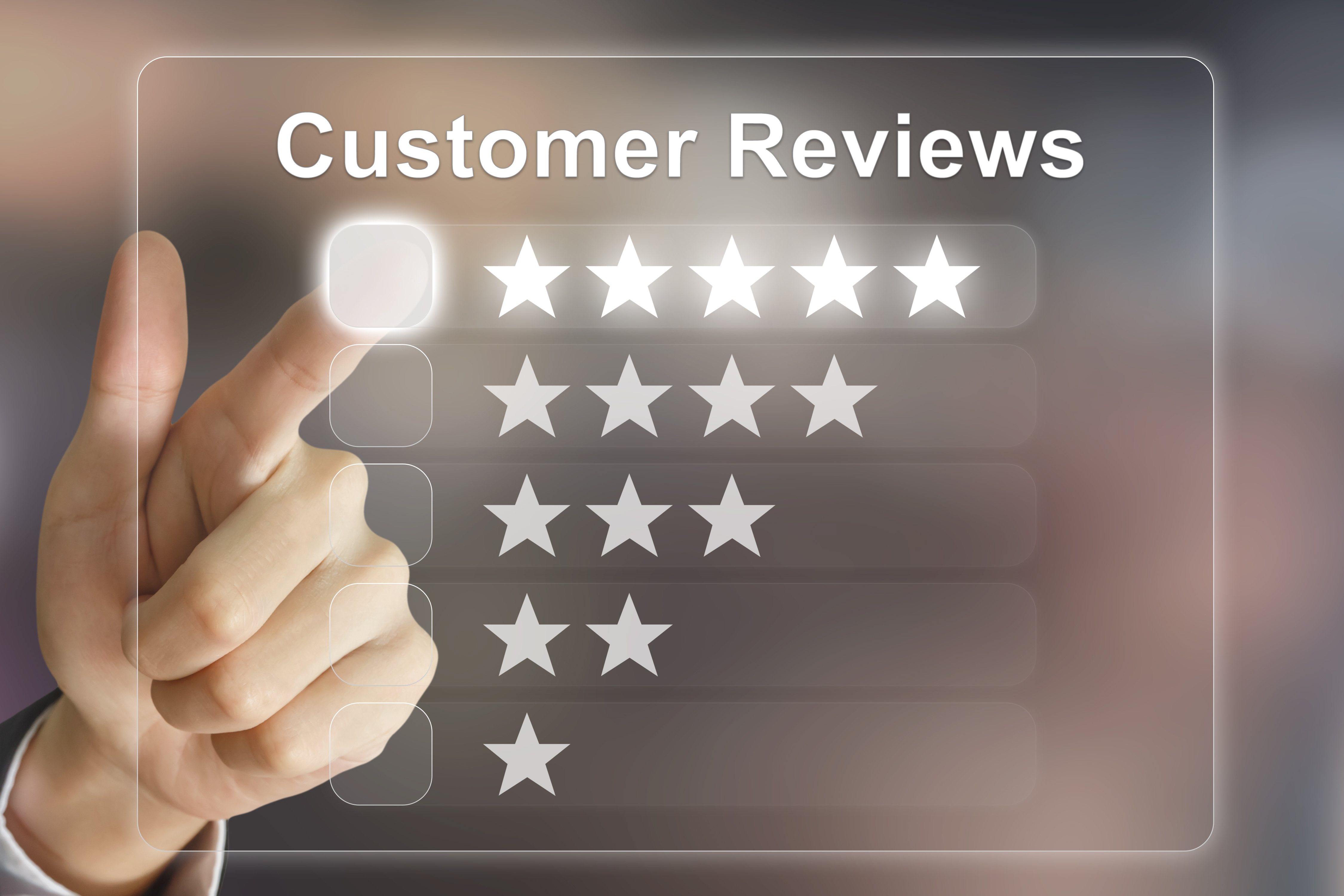 Onine Customers Reviews