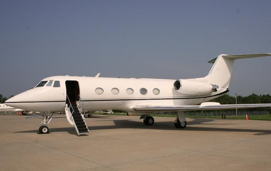 Private jets were the second most expensive item sold on eBay