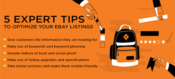 5 Expert Tips to Optimize Your EBay Listings