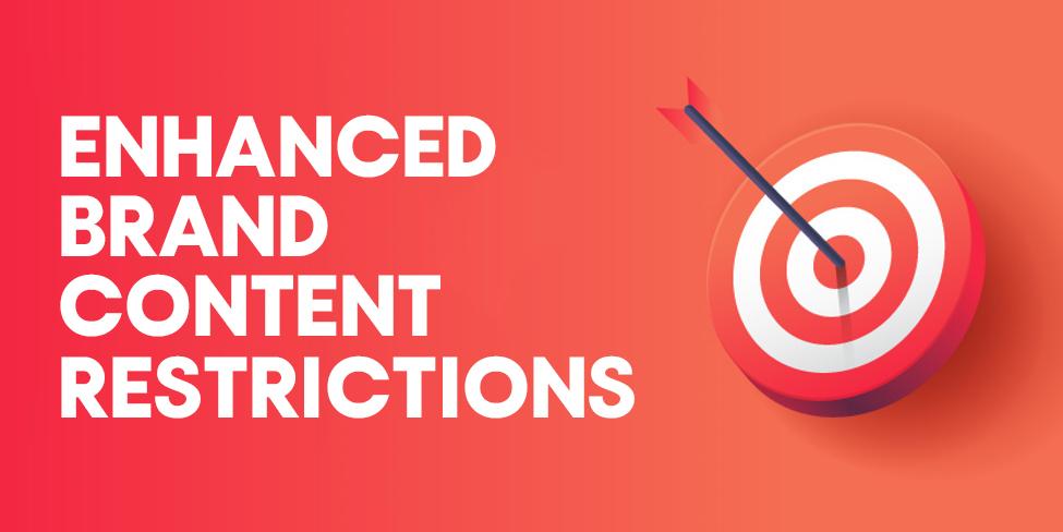 Amazon A+ Content restrictions